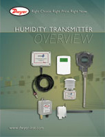 Humidity Transmitter Overview (BC-HTO)