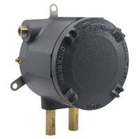 Series AT-1800 ATEX/IECEx Approved Low Differential Pressure Switch
