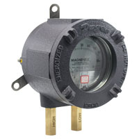 Series AT-2000 ATEX/IECEX Approved Magnehelic® Differential Pressure Gages