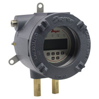 Series AT-DH3 Approved Digihelic® Differential Pressure Controller