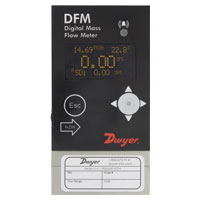 Series DFM Digital Flow Meter