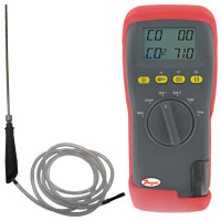 Model 1205B Handheld CO/CO2 Gas Analyzer