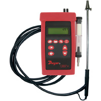 Series 1207 Handheld Flue Gas Analyzer