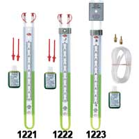 Series 1221/1222/1223 Flex-Tube® U-Tube Manometer