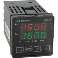 Series 16B 1/16 DIN Temperature/Process Controller