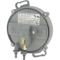 Series 1700 Low Differential Pressure Switch Designed for OEM Products