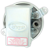 Series 1900 Compact Low Differential Pressure Switches