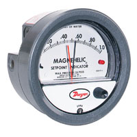 Series 2000-SP Magnehelic® Differential Pressure Gages