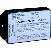 Series 350 Mother Node™ Communication Signal Converter