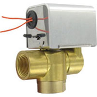 Series 3ZV1 Three-Way Zone Valve