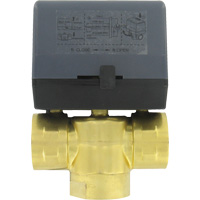 Series 3ZV2 Three-Way Detachable Zone Valve