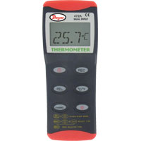 Model 472A-1 Dual Input Thermocouple Thermometer
