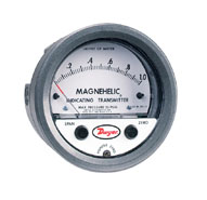 Series 605 Magnehelic® Differential Pressure Indicating Transmitter