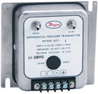 Series 607 Differential Pressure Transmitter