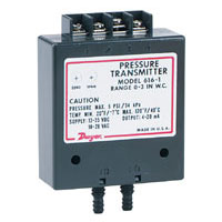 Series 616 & 616C Differential Pressure Transmitter