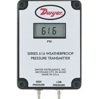 Series 616W Differential Pressure Transmitter