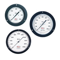 Series 7000 Spirahelic® Direct Drive Pressure Gage