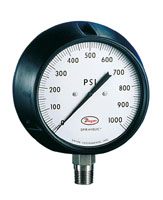 Series 7000B Spirahelic® Direct Drive Pressure Gage