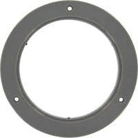 Model A-286 Magnehelic® Gage Panel Mounting Flange