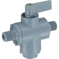 Series A-5000 Shut-Off Valve