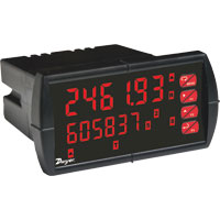 Series APM, MPM & PPM Dual Line Configurable Panel Meters