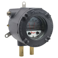 Series AT-3000MR/MRS ATEX/IECEx Approved Photohelic® Switch/Gage
