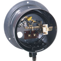 Series BB Bourdon Tube Differential Pressure Switch