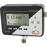 Series DLI2 LCD Pressure Data Logger