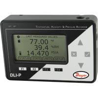 Series DLI LCD Data Logger