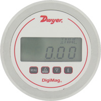 Series DM-1000 DigiMag® Digital Differential Pressure and Flow Gages