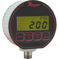 Series DPG-200 Digital Pressure Gage