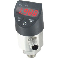 Series DPT Digital Pressure Transmitter with Switches