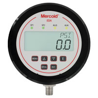 Series EDA Electronic Pressure Controller