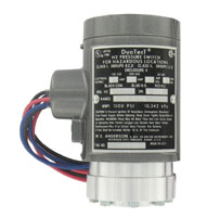 Series H2 Dual-Action Explosion-proof Pressure Switches