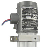 Series H3 Explosion-Proof Differential Pressure Switches