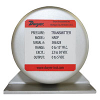 Series HADP High Accuracy Differential Pressure Transmitter