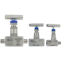 Series HNV Needle Valve 1-Valve Block Manifolds