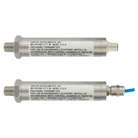 Series IS626 Intrinsically Safe Pressure Transmitter