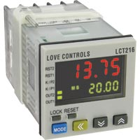 Series LCT216 Digital Timer / Tachometer / Counter