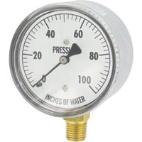 Series LPG1 Low Pressure Gage