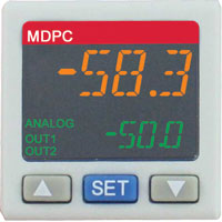 Series MDPC Mini Digital Pressure Controller