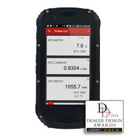 Mobile Meter® Software Test Instrument App