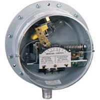 Series PG Gas Pressure/Differential Pressure Switch