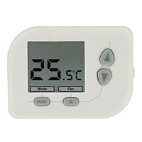 Model PLVT1 Compact Digital Thermostat with Heat Pump Control