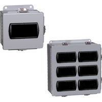 Series PME Panel Meter Enclosures