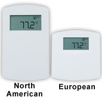 Series RHP-E/N Wall Mount Humidity/Temperature/Dew Point Transmitter