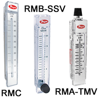 Series RM | Rate-Master® Polycarbonate Flowmeter is suitable