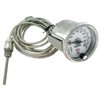 Series RRT3 Remote Reading Thermometer with Switch