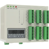 Series SCD-8 Multi-Loop DIN Rail Mount Temperature Controller