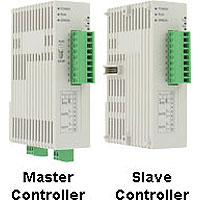 Series SCD DIN Rail Temperature/Process Controller